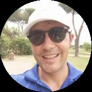 Nicola Zannoni - Golfista Dilettante, hcp 18